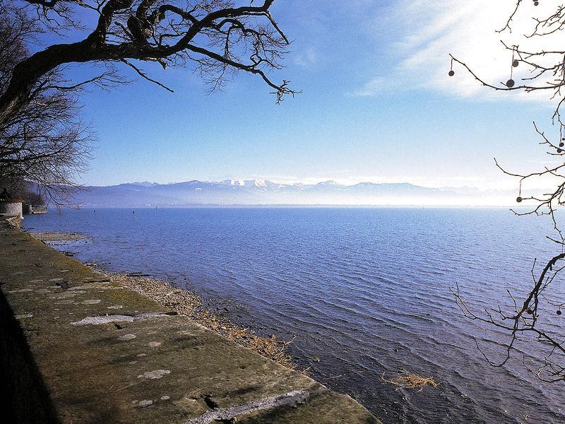 Bodensee Daten Grosse Flache Umfang Tiefe Seebereiche Und Mehr